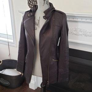 Size xs Mackage leather jacket